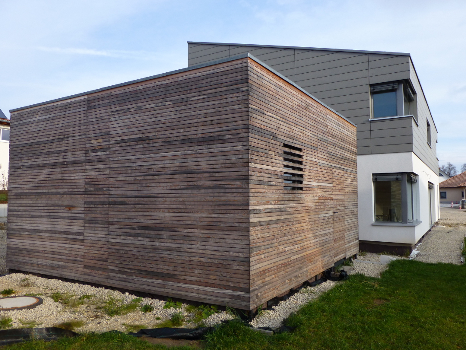 Architekt Plus Energie Haus Nürnberg: Plusenergiehaus Dinkelsbühl